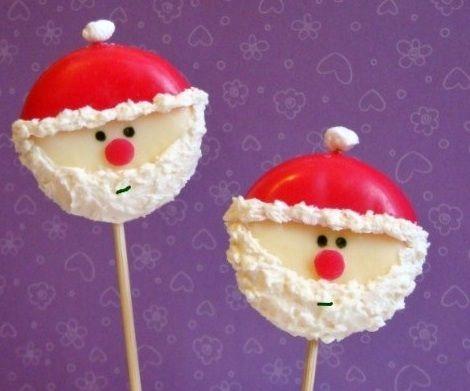 Santa Snacks