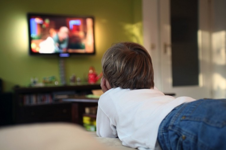 watching tv is bad for children