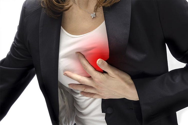 Deal with heartburn