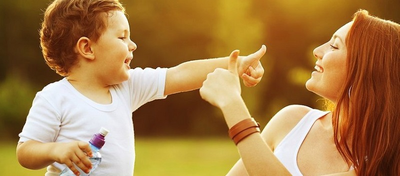 relationship with our children