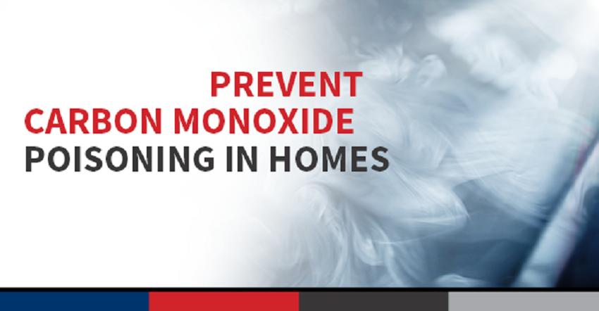 Prevent Carbon Monoxide Poisoning at Home