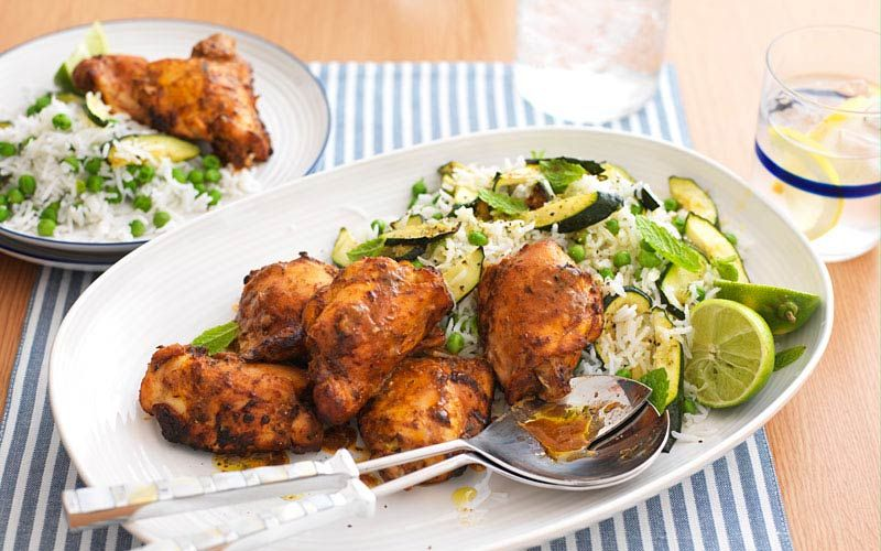 top cooking chicken
